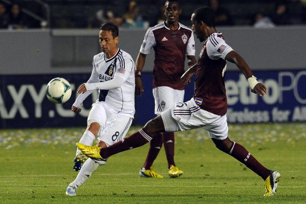 L.A. Galaxy vs. Colorado Rapids: 3 Players to Watch