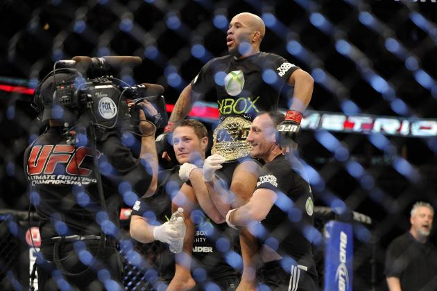 UFC on Fox 8 Results: The Real Winners and Losers from Johnson vs. Moraga