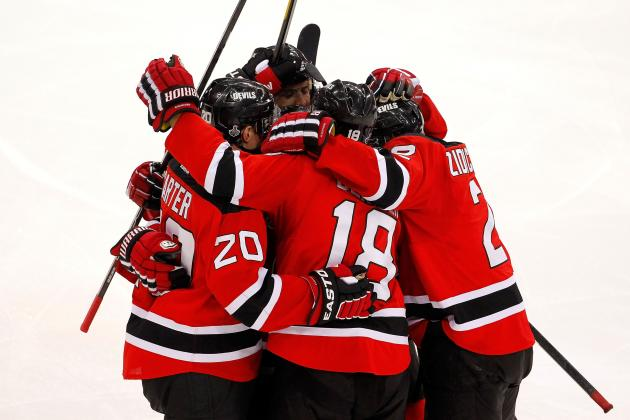 Projected 2013-14 Lines for the New Jersey Devils' Revamped Lineup