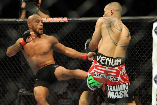 Pros and Cons of Demetrious Johnson in a Superfight with Bantamweight Champion