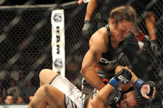 UFC on Fox 8: 5 Fights for Liz Carmouche to Take Next
