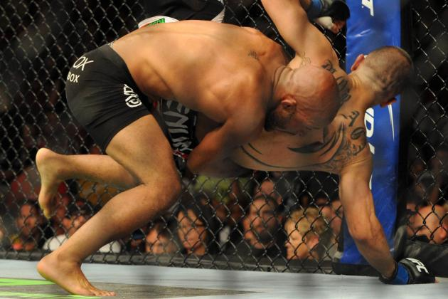 UFC on Fox 8 Results: 5 Fights for Demetrious Johnson to Take Next