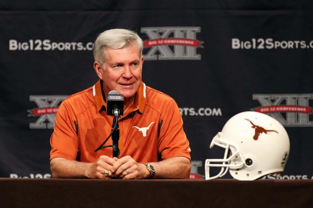 Texas Football: 3 Reasons Mack Was Right When He Said Big 12 Is Deeper Than SEC