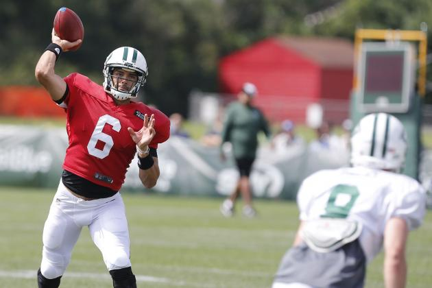 New York Jets Training Camp Photo Gallery