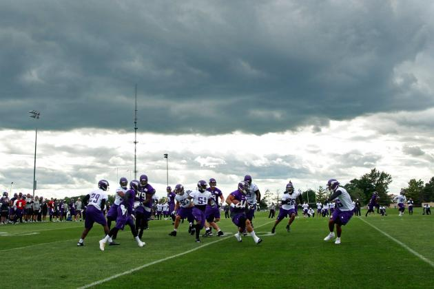 Minnesota Vikings Training Camp Photo Gallery