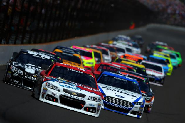 Winners and Losers from the Brickyard 400