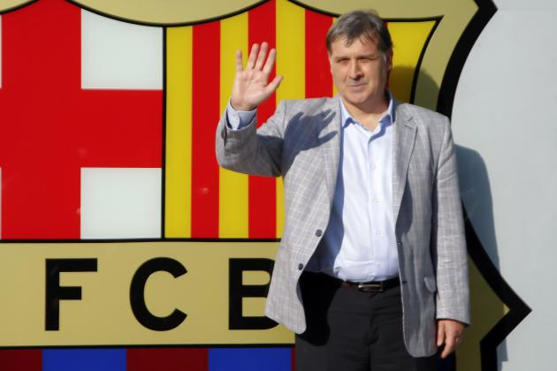Old Friends Tata Martino May Want at Barcelona
