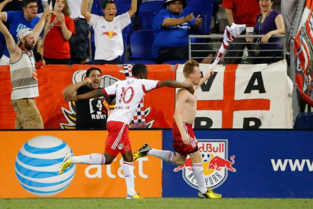 Best and Worst from MLS Week 22: Twerking, Dax McCarty's Game-Winner and More