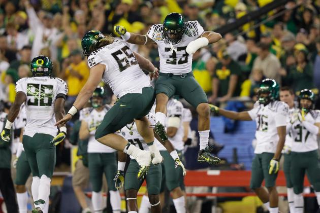 Oregon Football: Previewing the 5 Biggest Position Battles Headed into Fall Camp