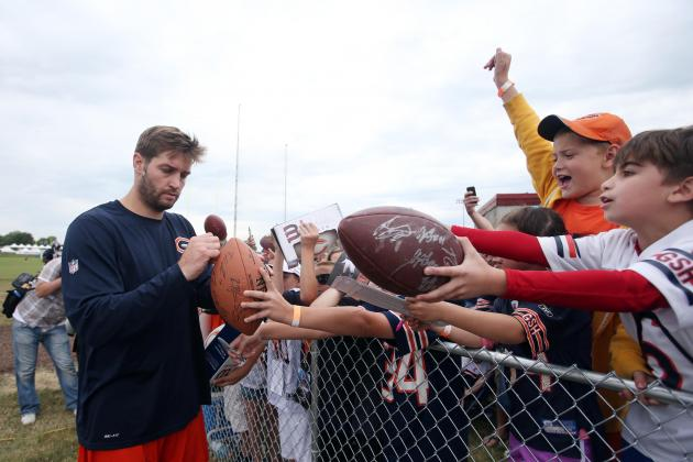 Early Observations from Chicago Bears Training Camp