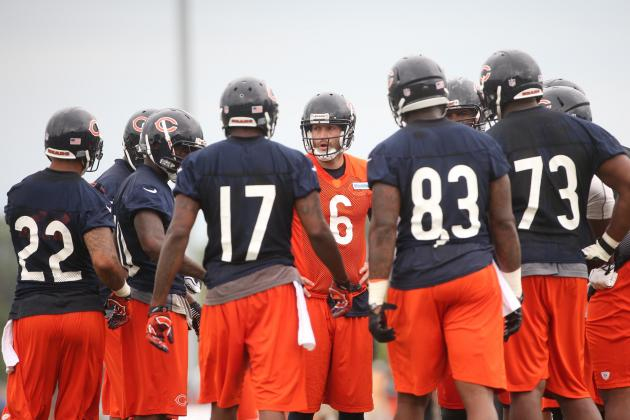 Chicago Bears Training Camp Photo Gallery