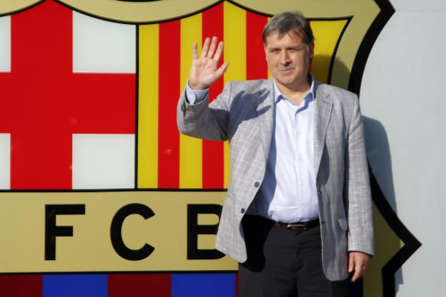 20 Things You Need to Know About New Barcelona Manager Tata Martino