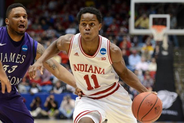 Indiana Basketball: Projecting the Hoosiers' Starting Lineup Next Season