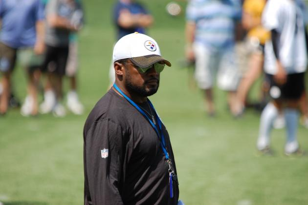 Pittsburgh Steelers: Observations from Sunday's Training Camp Practice