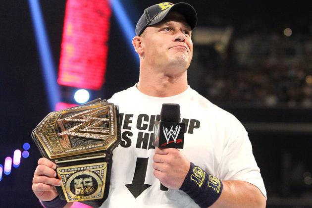 Power Ranking John Cena's SummerSlam Appearances