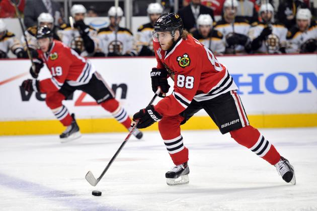 Early Projection for Chicago Blackhawks' 2013-14 Depth Chart