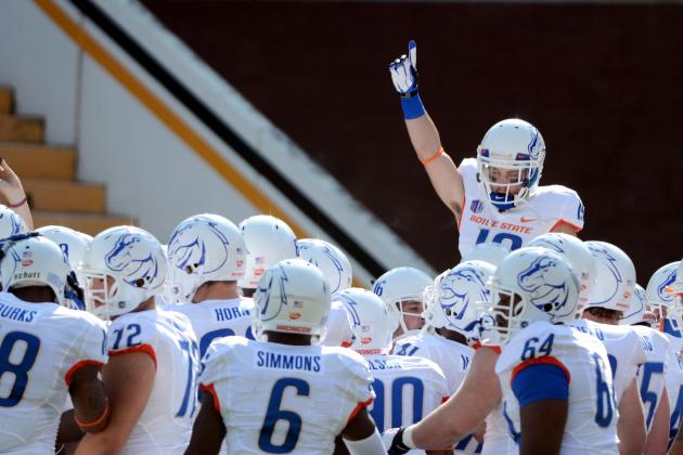 Boise State Football: Previewing the 3 Biggest Position Battles Headed into Fall