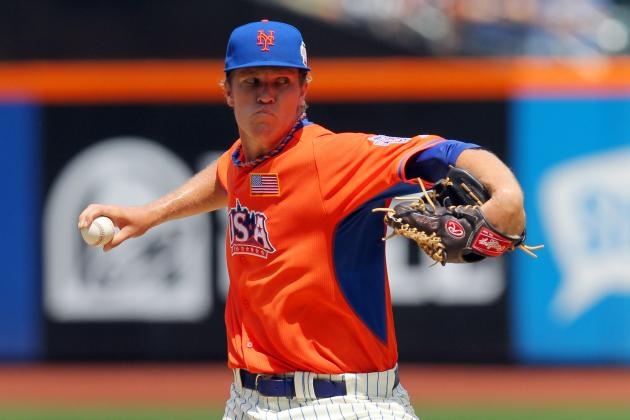 Stock Up, Stock Down for Mets' Top 10 Prospects for Week 17