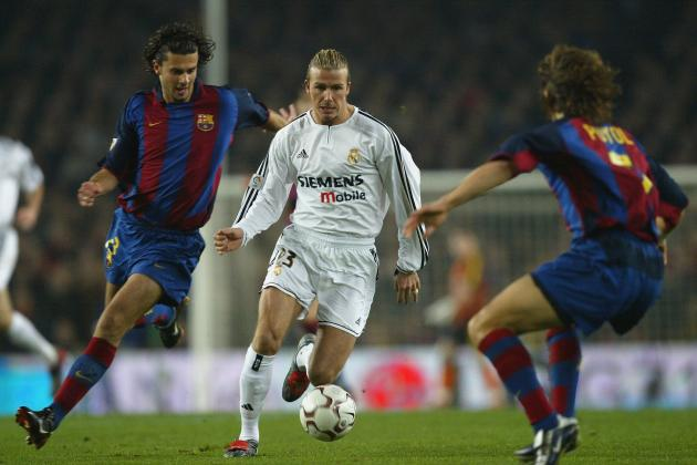 Beckham to Barcelona and 7 Big Transfers That Never Materialized