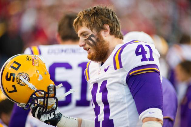 LSU Football: Previewing 6 Biggest Position Battles Headed into Fall Practice