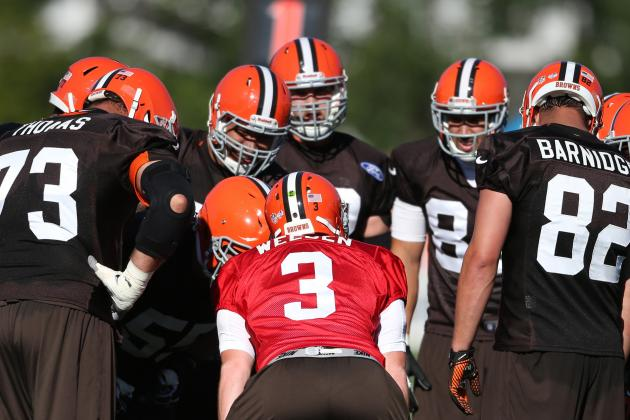 Cleveland Browns Training Camp Photo Gallery