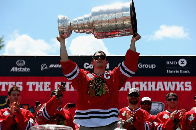 Ranking the Chicago Blackhawks' Biggest Obstacles in Stanley Cup Defense
