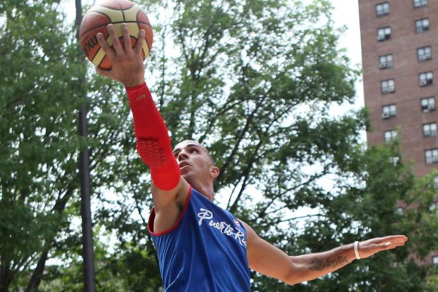 The 10 Best Street-Ball Dunkers You've Never Heard Of