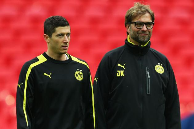 Robert Lewandowski Transfer Rumours: Latest News on the Borussia Dortmund Star