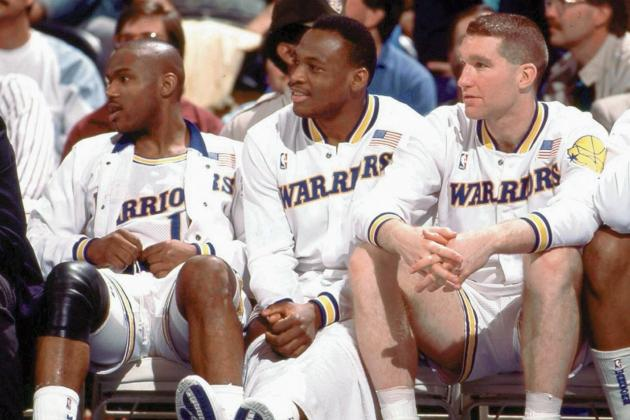 Ranking the Top 25 Players in Golden State Warriors' History