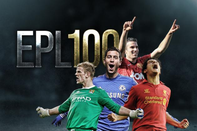 EPL 100: Ranking the 100 Best English Premier League Players