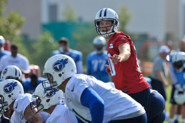 Tennessee Titans Training Camp Photo Gallery