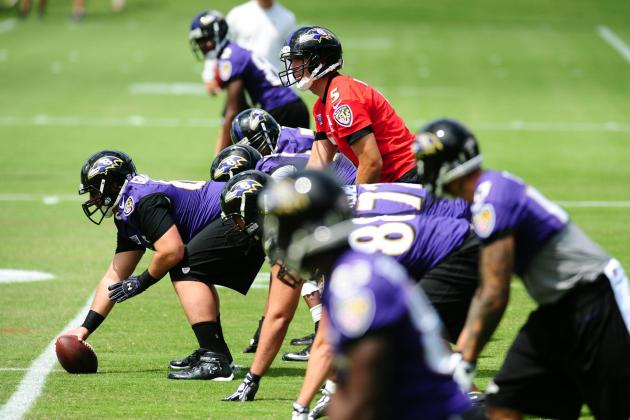Baltimore Ravens Training Camp Photo Gallery
