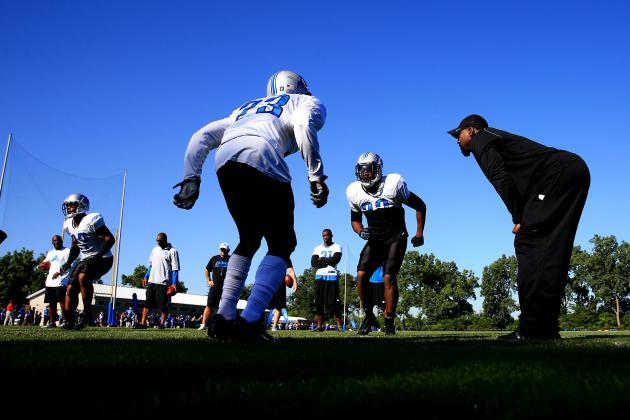 Early Observations from Detroit Lions Training Camp