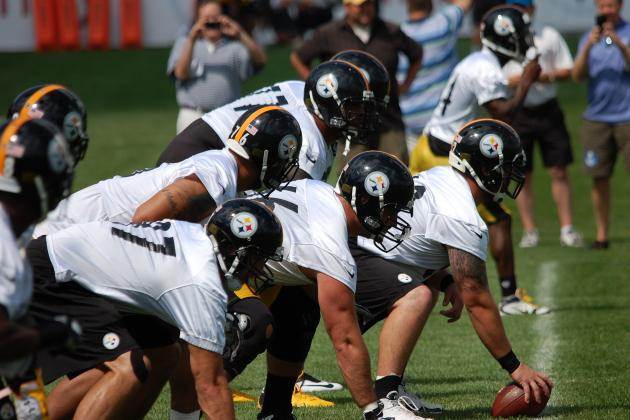 Pittsburgh Steelers Training Camp Photo Gallery