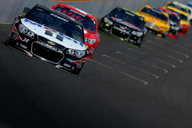 Ranking the 10 Most Daring Drivers in NASCAR Today