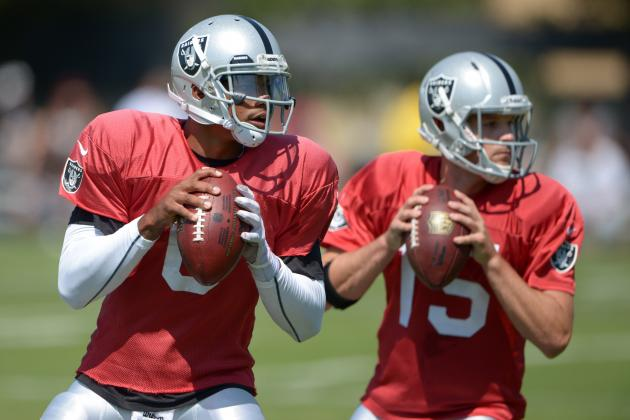 Oakland Raiders Training Camp Photo Gallery