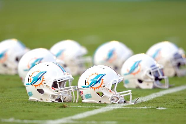 Miami Dolphins Training Camp Photo Gallery