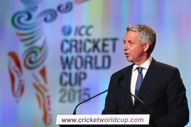 Five Things You Need to Know About the 2015 Cricket World Cup Draw