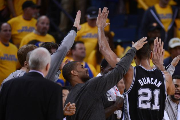 San Antonio Spurs: Things to Look Out for in the 2013-14 Season