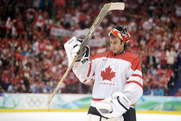 Pros and Cons for All of Team Canada's Potential Goalies at 2014 Sochi Olympics
