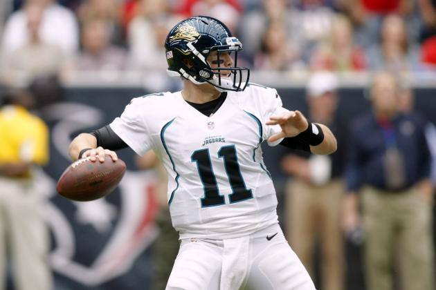 Examining Jacksonville Jaguars' Offseason and Key Preseason Positional Battles