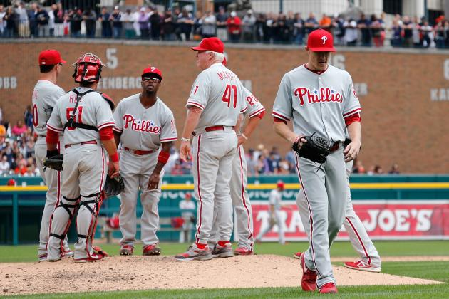 2013 MLB Trade Deadline: Key Moves Philadelphia Phillies Could and Should Make