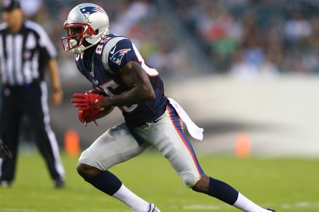 5 New England Patriots Rookies Primed for Huge 2013 Campaigns