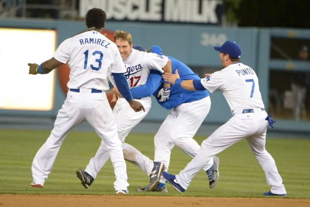 Los Angeles Dodger Grades for Every Player in July