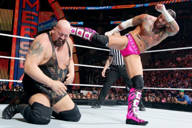 Power Ranking CM Punk's SummerSlam Performances