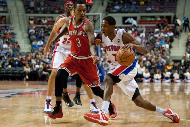 Updated NBA Eastern Conference Power Rankings, Post-Brandon Jennings Trade