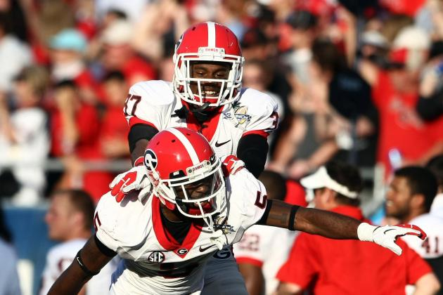 Georgia Football: 5 Goals the Bulldogs Need to Meet During Fall Practice