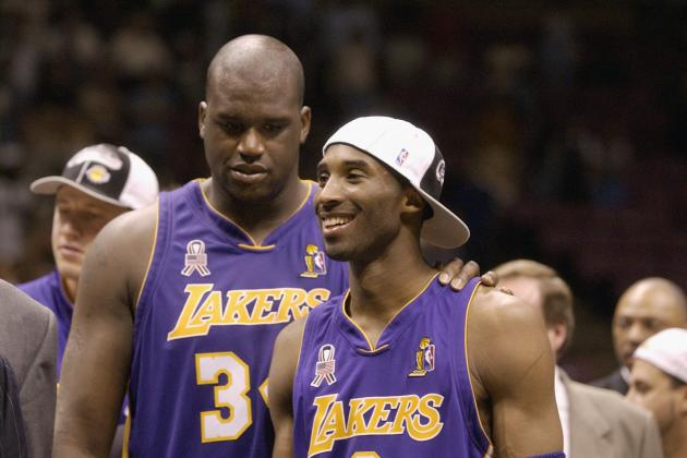 Ranking the Top 25 Players in LA Lakers History