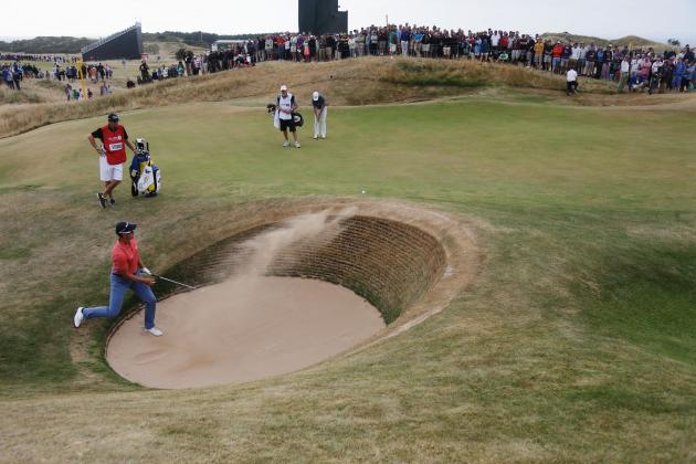 Knock It out of There: The Best Bunker Players on the PGA Tour