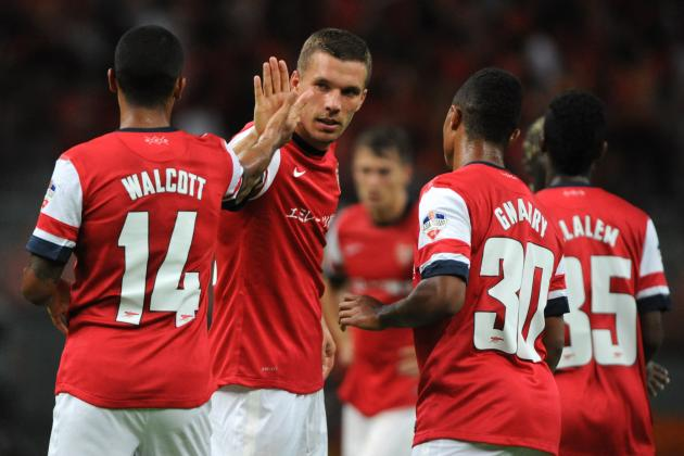5 Reasons Why Arsenal Are 2013-14 Title Contenders